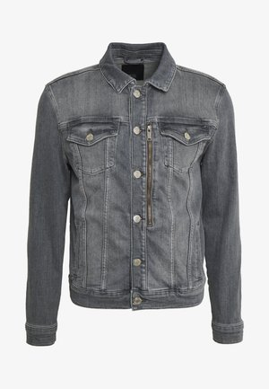 Džínová bunda - grey
