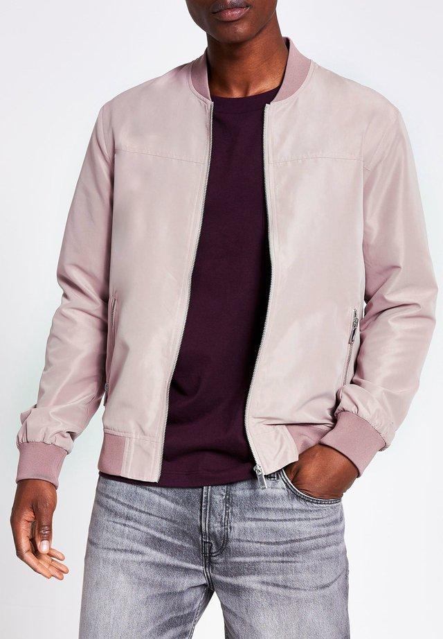 Bomberjacka - pink