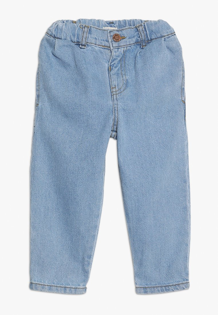 River Island - Relaxed fit jeans - denim medium