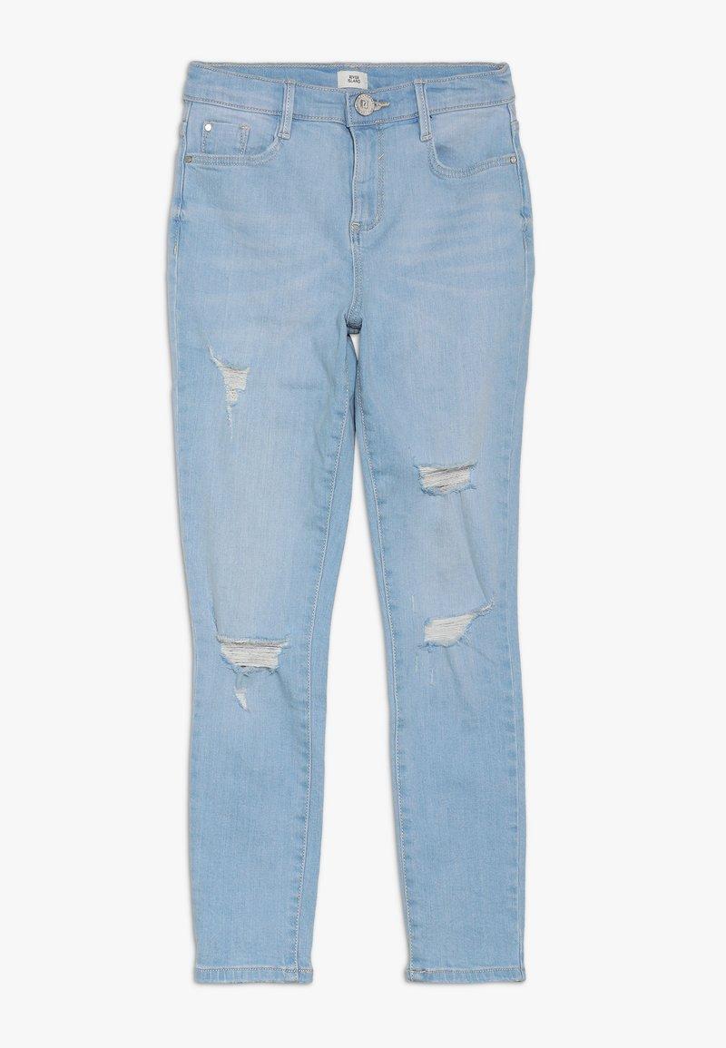 River Island - Jeans Skinny Fit - light blue