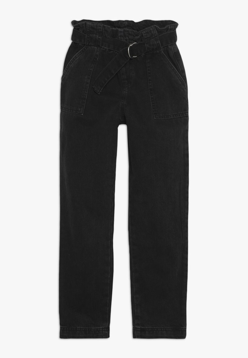 River Island - Relaxed fit -farkut - black