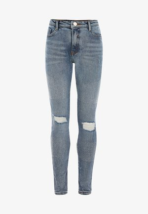 DIAMANTE AMELIE - Jeans Skinny Fit - blue