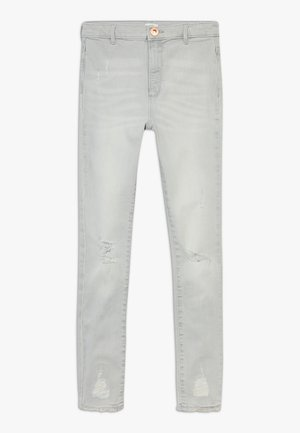 DUSTY MOLLY - Jeans Skinny - grey
