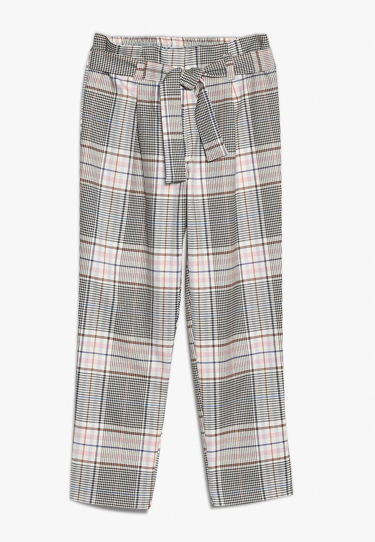 River Island - Trousers - pink/brown
