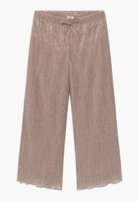 River Island - Trousers - rose gold - 0