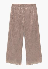 River Island - Trousers - rose gold - 1