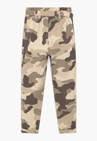 River Island - Jeans baggy - beige - 1