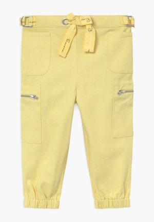 Cargobroek - lemon
