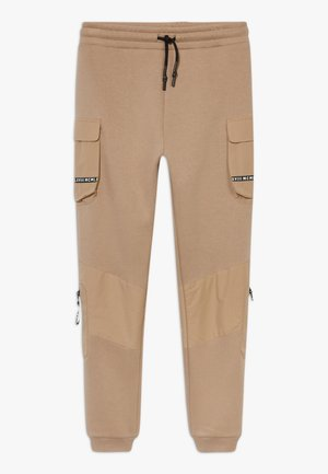 BLOCKED - Pantalon de survêtement - stone light
