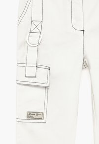 River Island - Pantaloni cargo - white - 3