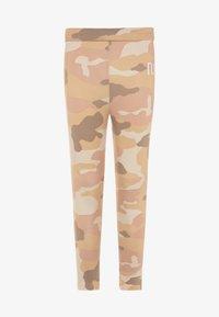 River Island - Leggings - Trousers - camel - 0