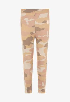 Leggings - camel