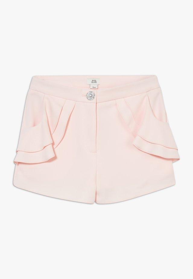 FRILL - Shorts - pink