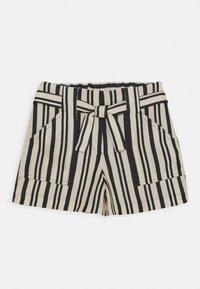 River Island - Shorts - beige/black - 0