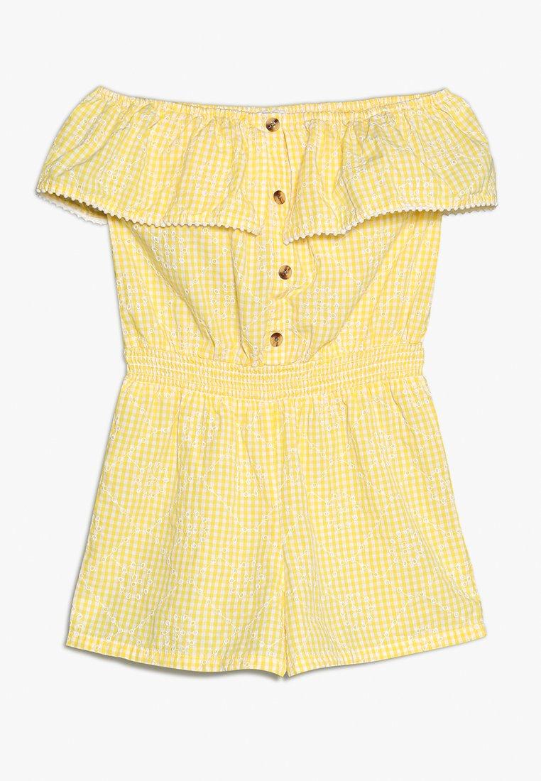 River Island - Tuta jumpsuit - yellow