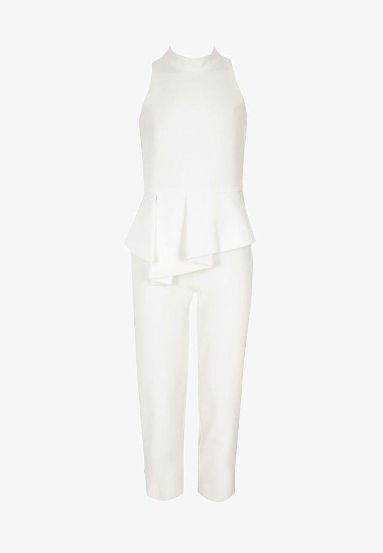 River Island - Jumpsuit - white