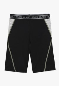 River Island - SET - Shorts - black - 2