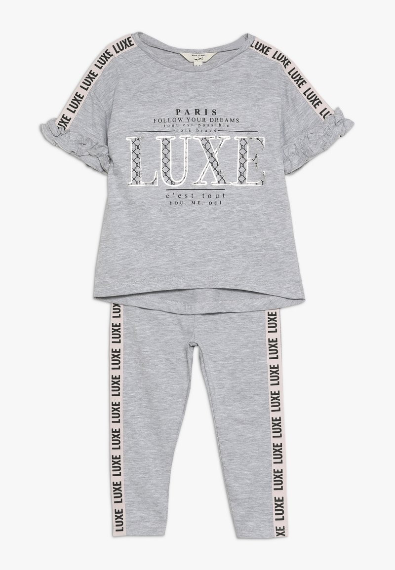 River Island - SET - Leggings - grey