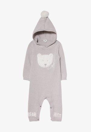 BEAR HUGS HOOD ALL IN ONE - Tuta jumpsuit - grey