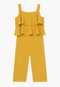 River Island - Jumpsuit - dark yellow - 1