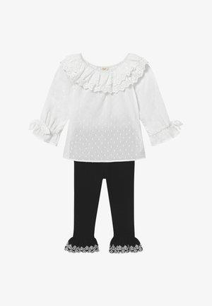 SET - Legging - white