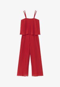 River Island - Overal - red - 2