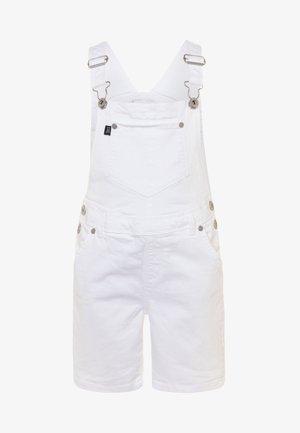 Salopette - white