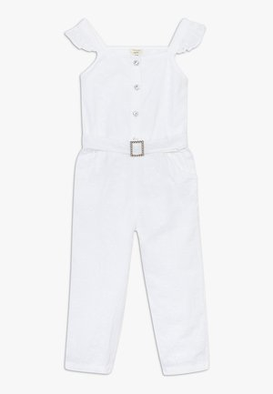 BRODERIE - Jumpsuit - white