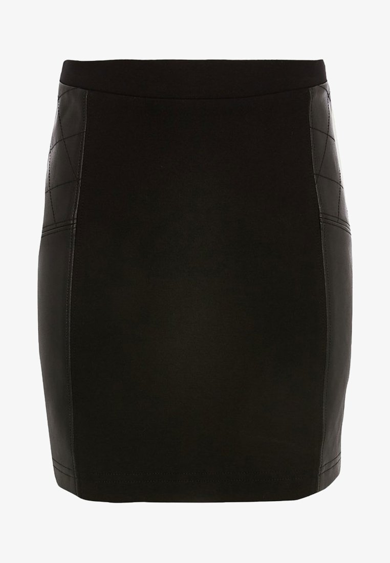 River Island - Mini skirt - black