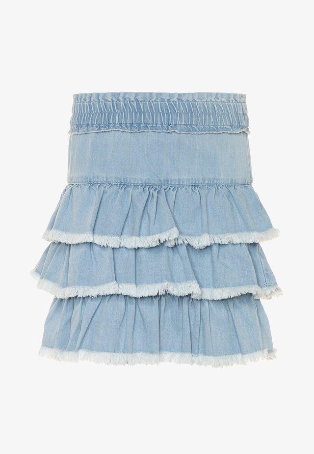 Minikjol - blue