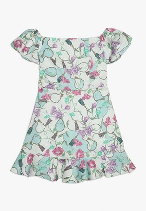 BARDOT DRESS - Vestido de cóctel - pink