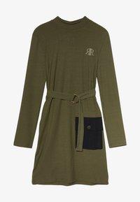 River Island - Jersey dress - khaki - 3