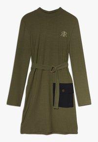 River Island - Jersey dress - khaki - 0