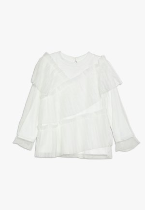Pusero - white