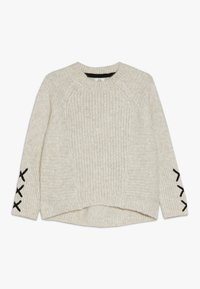 River Island - Trui - cream - 0