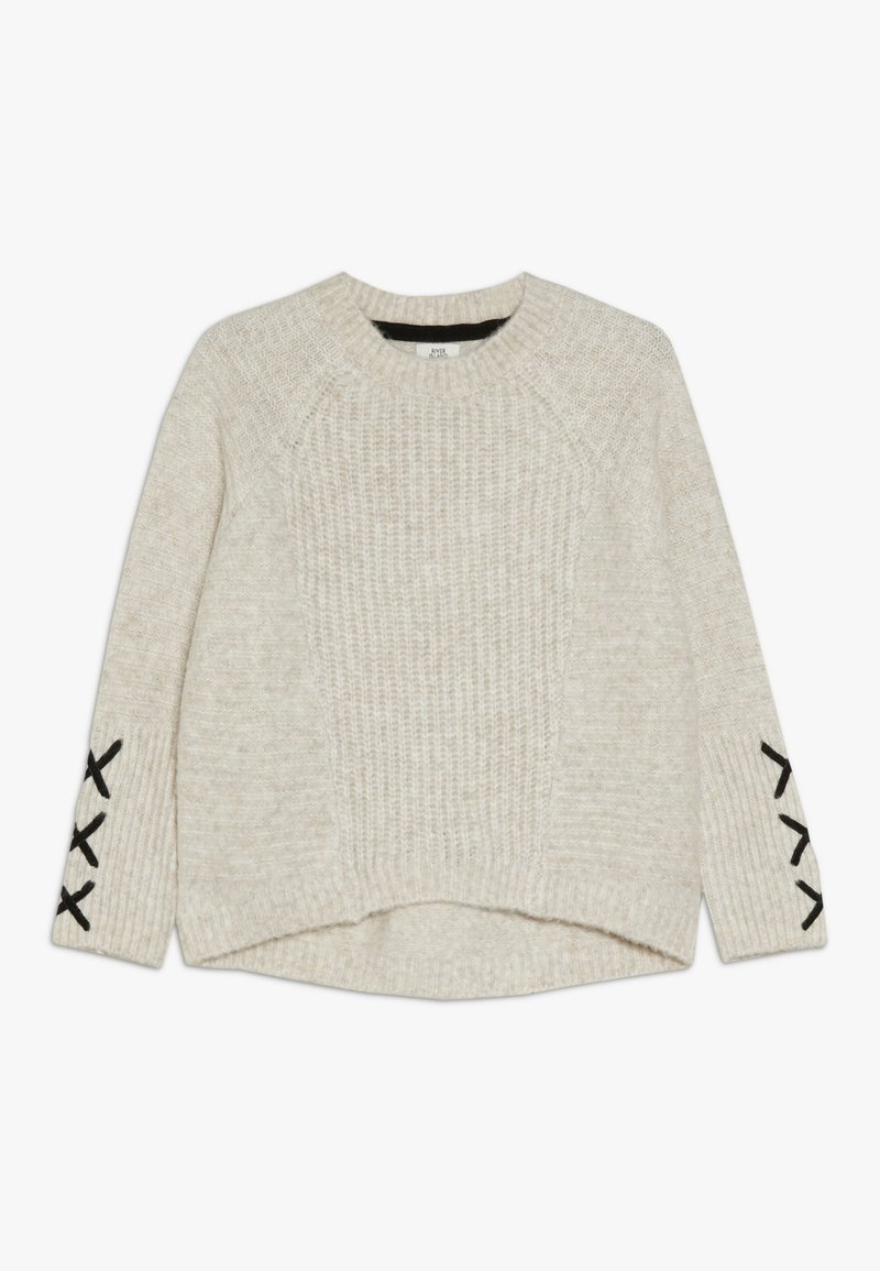 River Island - Trui - cream