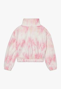 River Island - FUNNEL NECK  - Felpa in pile - pink light - 1