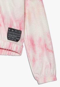 River Island - FUNNEL NECK  - Felpa in pile - pink light - 4