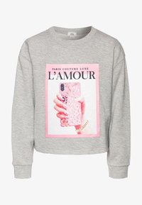River Island - Sweatshirt - grey - 0