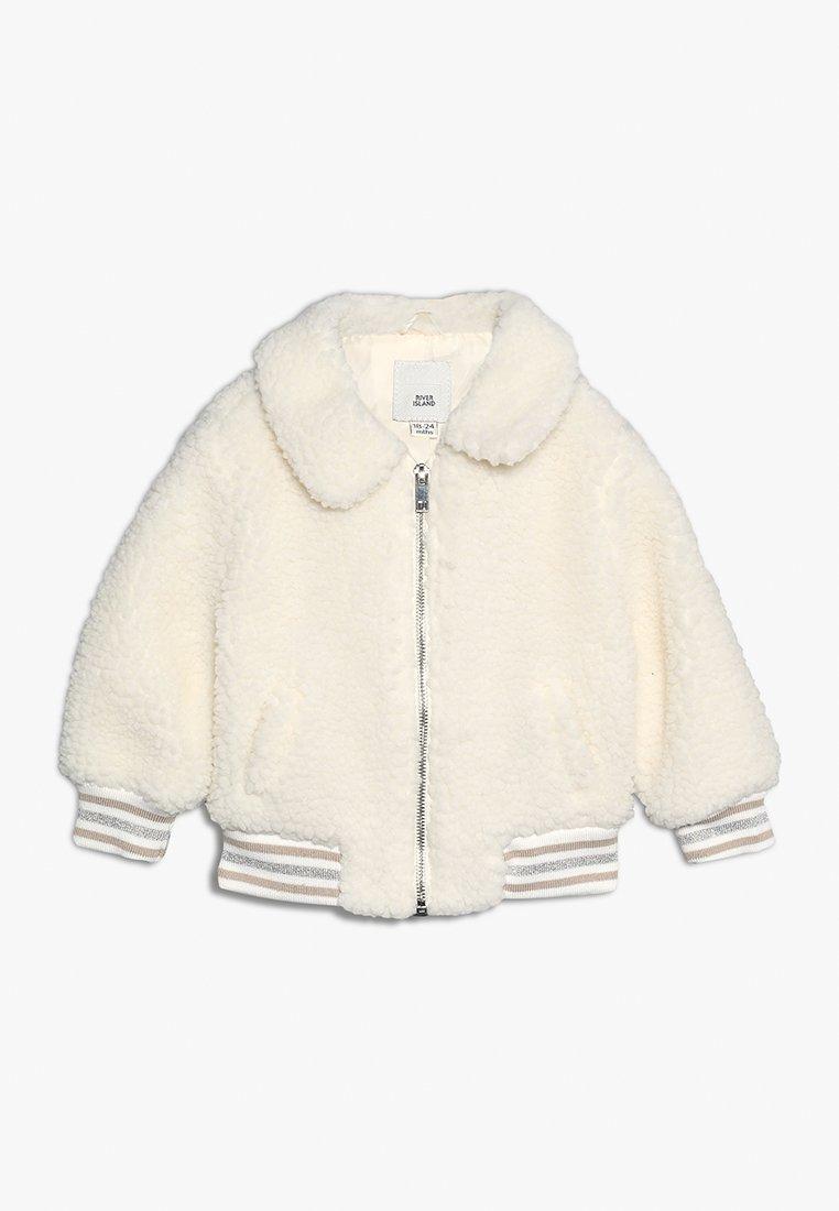River Island - Winter jacket - cream