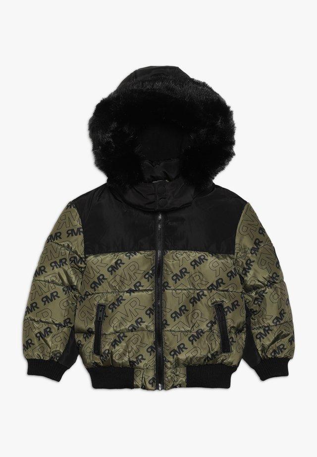 Vinterjacka - khaki