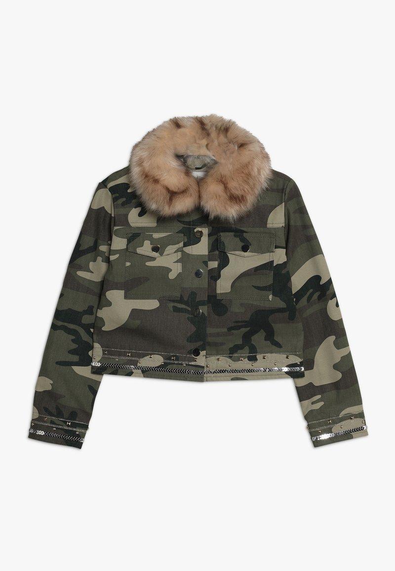 River Island - Light jacket - khaki