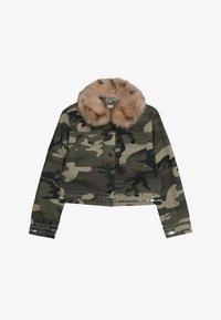 River Island - Light jacket - khaki - 4