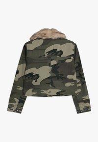 River Island - Light jacket - khaki - 1