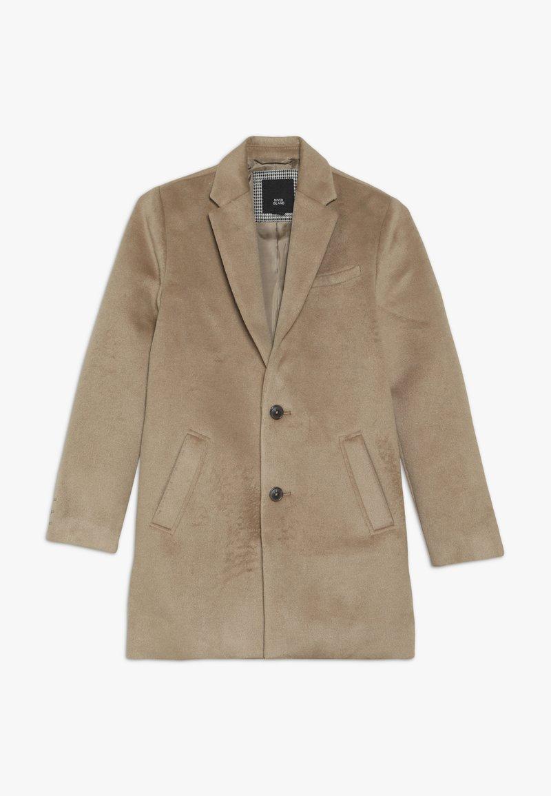 River Island - Classic coat - camel