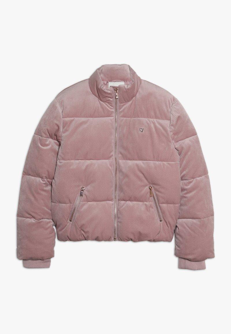 River Island - Zimní bunda - pink