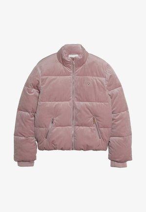 Zimní bunda - pink