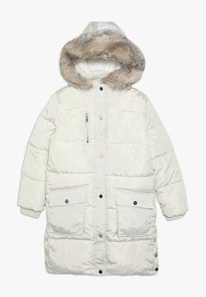 Cappotto invernale - cream