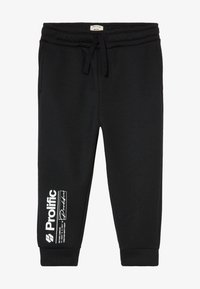 River Island - Pantalon de survêtement - black - 3