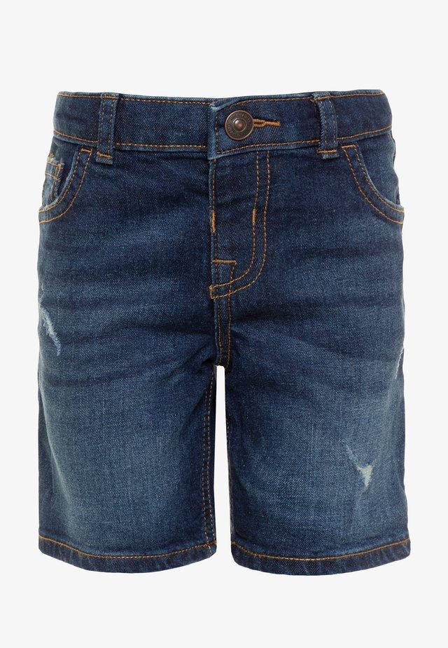 Jeansshorts - dark blue